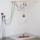 Sistema #1 reactive sound installation